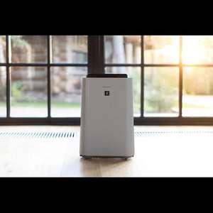 Luftreiniger (mit Luftbefeuchter) Sharp UA-HD50E-L