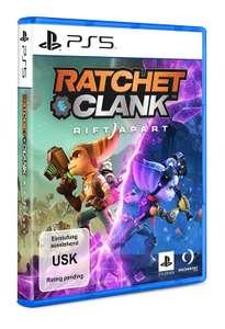 Ratchet & Clank Rift Apart PS5 Vorbestellen um 64,99