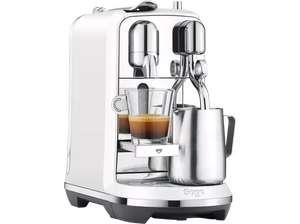 SAGE Nespresso Kaffeemaschine Creatista Plus