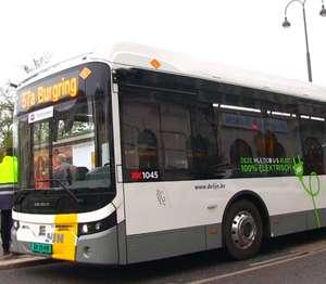 Wiener Linien - GRATIS Fahrt mit dem holländischen E-Bus Ebusco (Linie 57A) - bis 23.04.2021