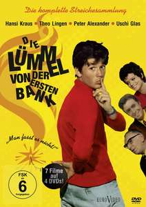 """""""Die Lümmel von der ersten Bank"""" (1968) Komödie derzeit gratis als HD-Stream verfügbar"""