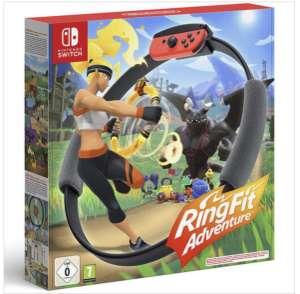 Nintendo Switch Ring Fit Adventure bei Libro um € 69,99