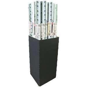 AMAZON.de l Weihnachtsgeschenkspapier l X-Mas kann kommen! Clairefontaine - Karton mit 30 Rollen Geschenkpapier Excellia 80g 2x0,70m