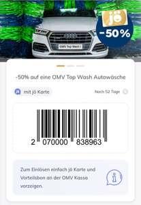 Omv Top Wash - 50%