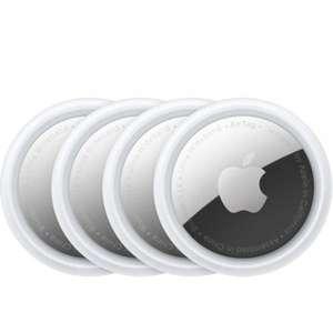 4x Apple AirTag