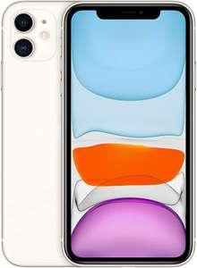 Apple iPhone 11 (128 GB) in Weiß und Violett