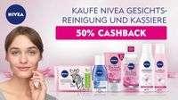 3x 50% auf NIVEA Gesichtsreinigung - 2 beliebige Produkte (Marktguru)