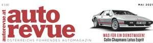 Gratis Auto Revue Ausgabe Mai 2021