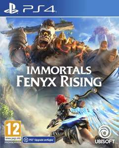 -10% auf Games = Bestpreise: zB.: Immortals Fenyx Rising , Cyberpunk 2077, Assassins Creed Valhalla, Resident Evil Village, Pokémon Snap, ..