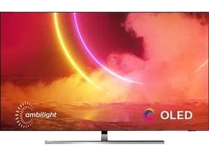 "(Saturn DE) PHILIPS 65OLED855/12 (2020) 65 Zoll 4K UHD Smart OLED TV mit ""PLZ Trick"""