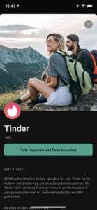[Dating] Tinder Gold -50% für 1 Monat