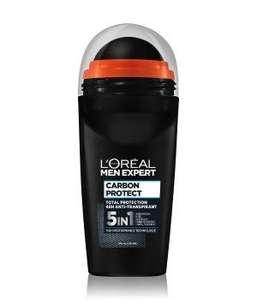6x L'Oréal Deo Roller