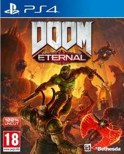 """""""DOOM Eternal"""" (PlayStation / XBOX) zum höllisch guten Bestpreis bei Media Markt"""