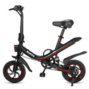 Niubility B12 Folding Electric Bike 350W
