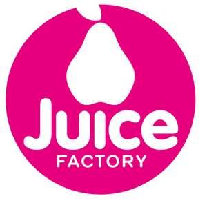 """Juice FACTORY """"GET A FREE JUICE"""" bei deiner ersten Bestellung über ihre App"""