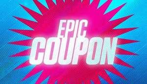 Epic Games Coupon: -10 € bei Einkäufen über 14,99 € + MEGASALE