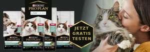 [Purina Pro Plan® LiveClear®] Katzenfutter Gratis Testen - Testpaket (Botschafteraktion)