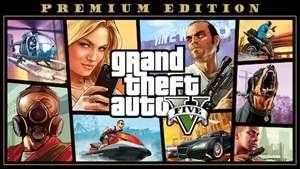 EPIC GAMES | Grand Theft Auto 5 PE