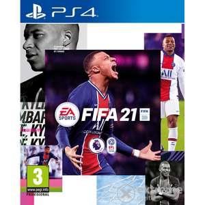 (PS4) FIFA 21 Disc