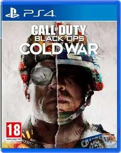 """""""COD Black Ops Cold War"""" (PlayStation 4 / XBOX One) zum neuen Bestpreis beim Media Markt"""
