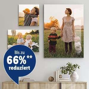 Lidl Fotos: Leinwand - 40x30 um 12,98€ / 60x40 um 17,98€ // Acrylglas 40x30 um 15,98€ / 60x40 um 20,98€