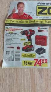 2-Gang-E-Akku-Bohrschrauber-Set TE-CD 18/40 Li, Power X-Change