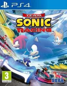 """Team Sonic Racing"" (PlaySation 4) beim Media Markt - Gotta buy fast -"