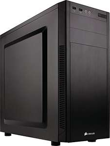 Corsair Carbide Series 100R PC-Gehäuse (Mid-Tower ATX Silent)