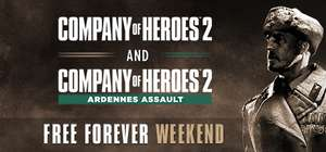 Company of Heroes 2 + Company of Heroes 2 - Ardennes Assault kostenlos bei Steam