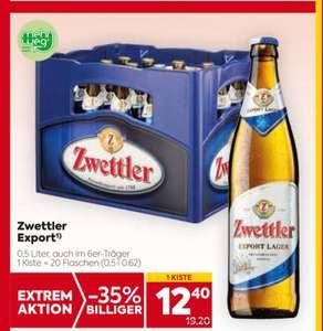 Zwettler Bier in Aktion bei Billa und Billa-Plus!