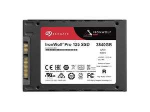"""Preisfehler: Seagate """"IronWolf Pro 125 NAS SSD +Rescue"""" (3.84TB)"""