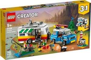 LEGO Creator 3in1 - Campingurlaub (31108)