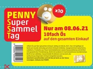 Penny - 10 Fache JÖ Punkte am 08.06.2021