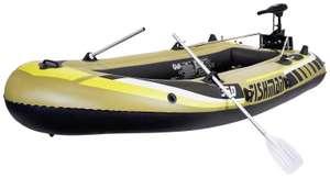 Fishman Schlauchboot mit Bürstenmotor SBM 350