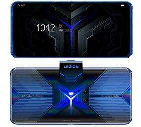 "Lenovo Legion Phone Duel mit 6.65"" FHD+ AMOLED 144Hz HDR, SD865+, 12/256GB, 5G, 5000mAh, 90W"
