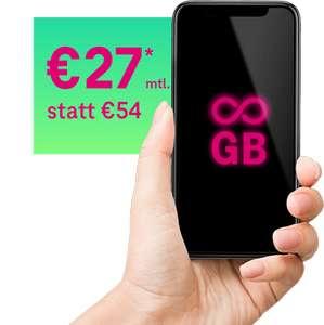 """Magenta Kunden: """"Mobile Sim Only Unlimited Gold"""" - billigster 5G Tarif"""