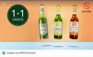 1+1 Seicha Gutschein (Spar, Eurospar, Interspar)