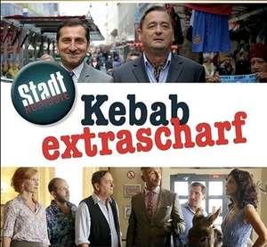 """Kebab extra scharf!"" mit Andreas Vitasek, Tim Seyfi u. Michael Ostrowski als Stream aus der ORF TV THEK"