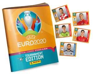 UEFA EURO 2020 Panini Sticker Album Online Promo Codes