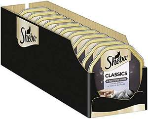 Sheba Classics in Pastete in verschiedenen Sorten im Spar-Abo