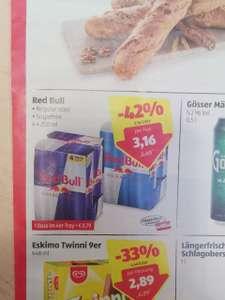 *HOFER* Red Bull 4er Pack