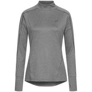 ASICS Lite-Show Damen Laufshirt mit Stehkragen Gr: XS - XL