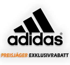 adidas: -25% Rabatt auf fast ALLES (und: -15% auf Sale) (adidas App)
