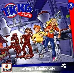 Preisjäger Junior: Gratis Hörspiel - TKKG Junior: Giftige Schokolade