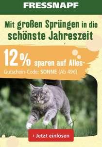 12% auf Alles ab 49€