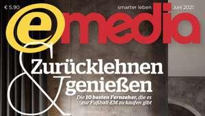 Gratis Juni Ausgabe eMedia (ePaper)