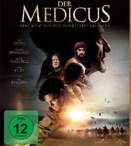 """""""Der Medicus (Extended)"""" mit Ben Kingsley, Tom Payne, ..., als Stream oder zum Herunterladen aus der 3Sat Mediathek"""
