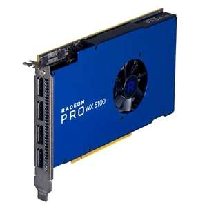 AMD Radeon Pro WX5100 - 8GB