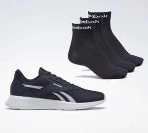 Reebok Lite 2 Shoes + 3 Paar Reebok Ankle Socks