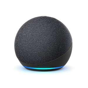 Echo Dot (4. Generation), Zertifiziert und generalüberholt, verschiedene Farben
